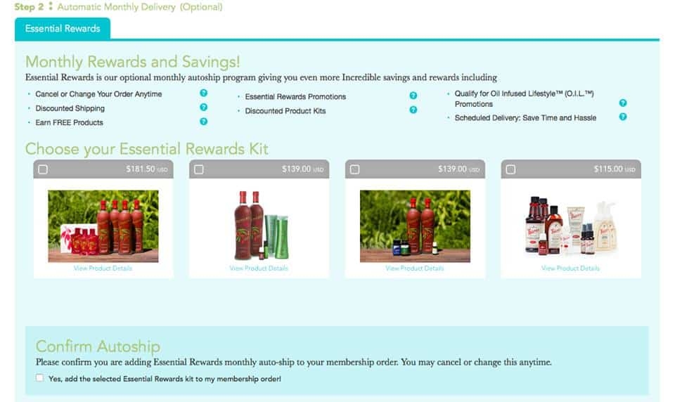 Purchase a Young Living Kit - By Oily Design