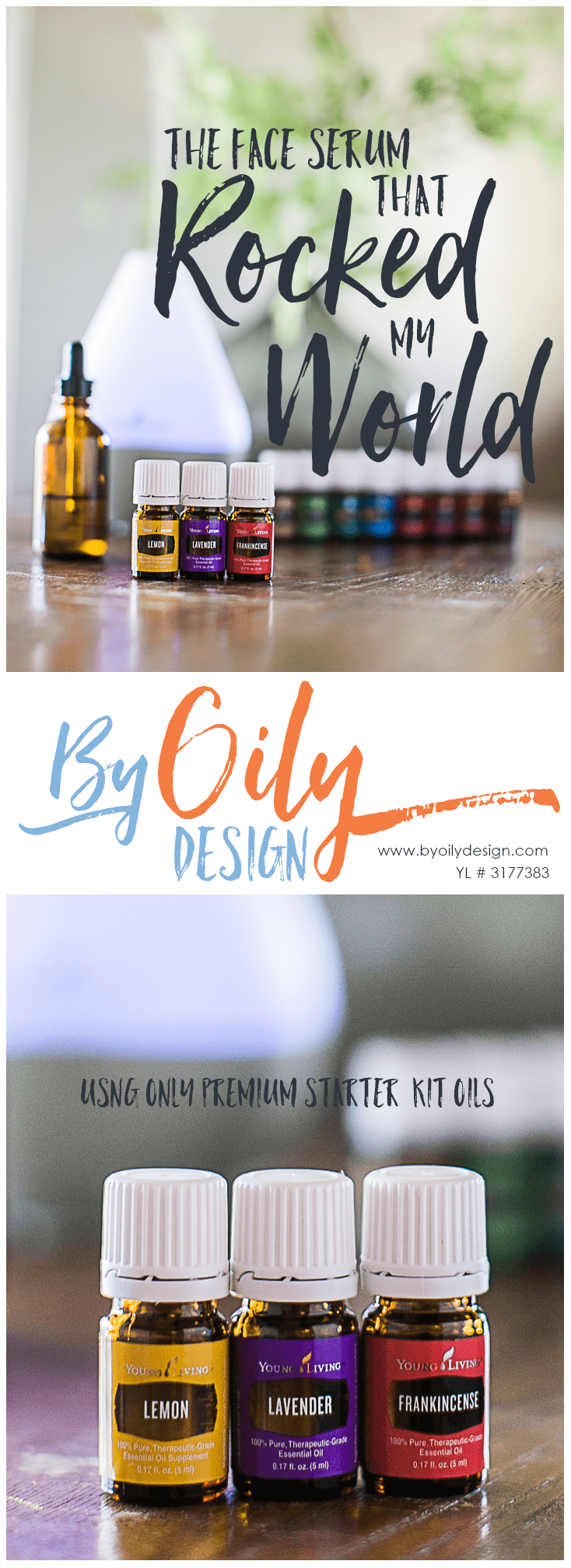 The DIY Essential Oil face serum recipe that rocked my world