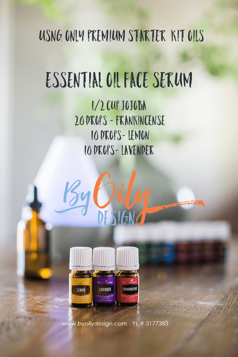 The Diy Essential Oil Face Serum Recipe That Rocked My