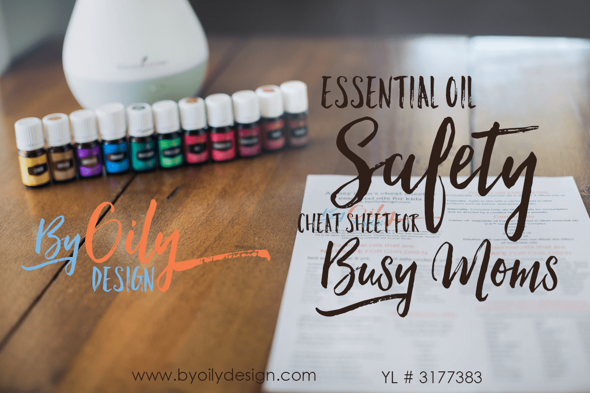 Are you using Essential Oils safely on your family? free guide