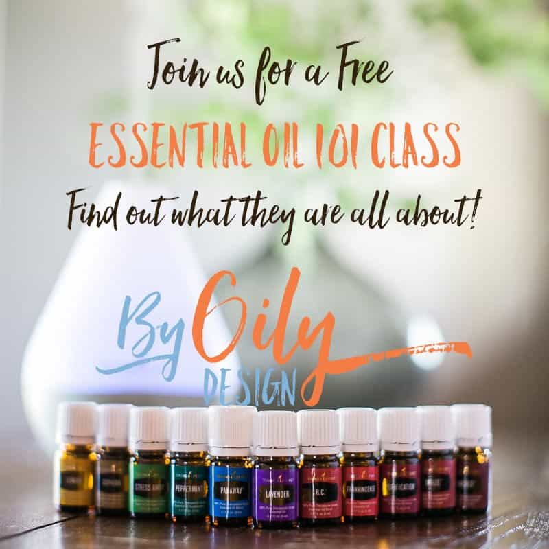 Free Essential Oil Class