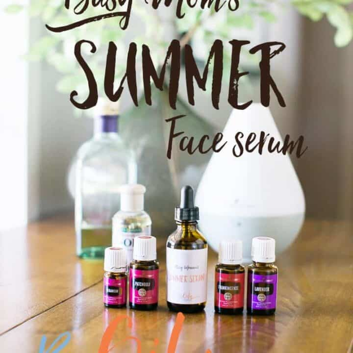 Essential Oils; Young Living; Essential Oil Face Serum; byoilydesign; sun safe essential oil face serum; reduce sun damage to your skin naturally