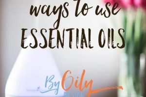 Learn 5 of the most popular ways how to use essential oils