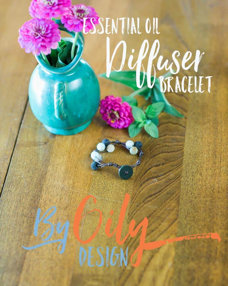 How to make a diffuser bracelet in less than 5 minutes