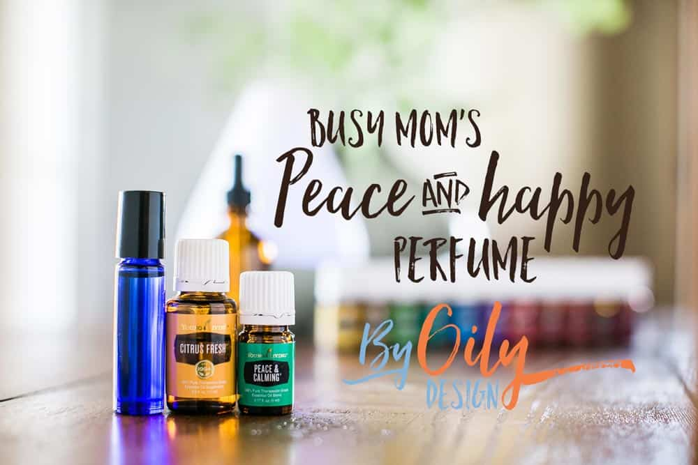 Make your own all natural DIY Perfume. Essential Oil DIY perfume with Citrus Fresh and Peace & Calming essential oils. byoilydesign.com YL member # 3177383