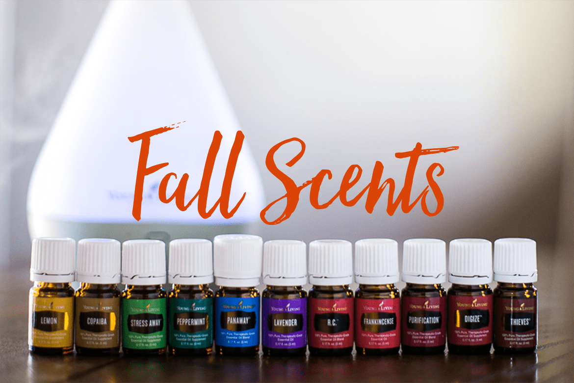 How to use essential oils to create amazing fall scent for Fall soap scents
