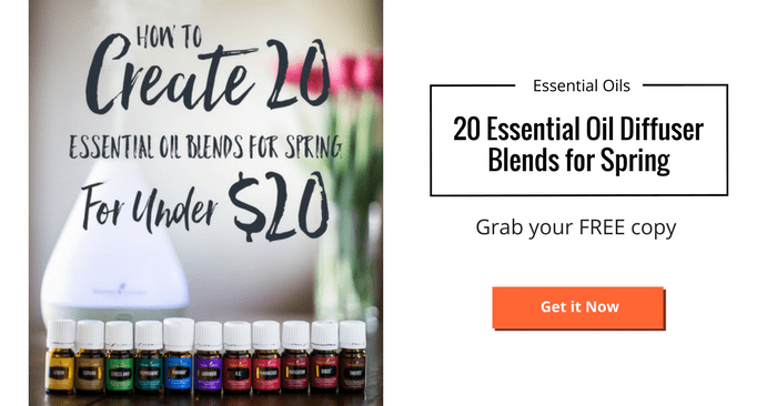 How to create 21 of the best smelling essential oil blends for spring for under $20. Made with only Premium Starter Kit oils, Lemongrass, Orange and Rosemary Vitality essential oils. Essential oils for spring YL #3177383