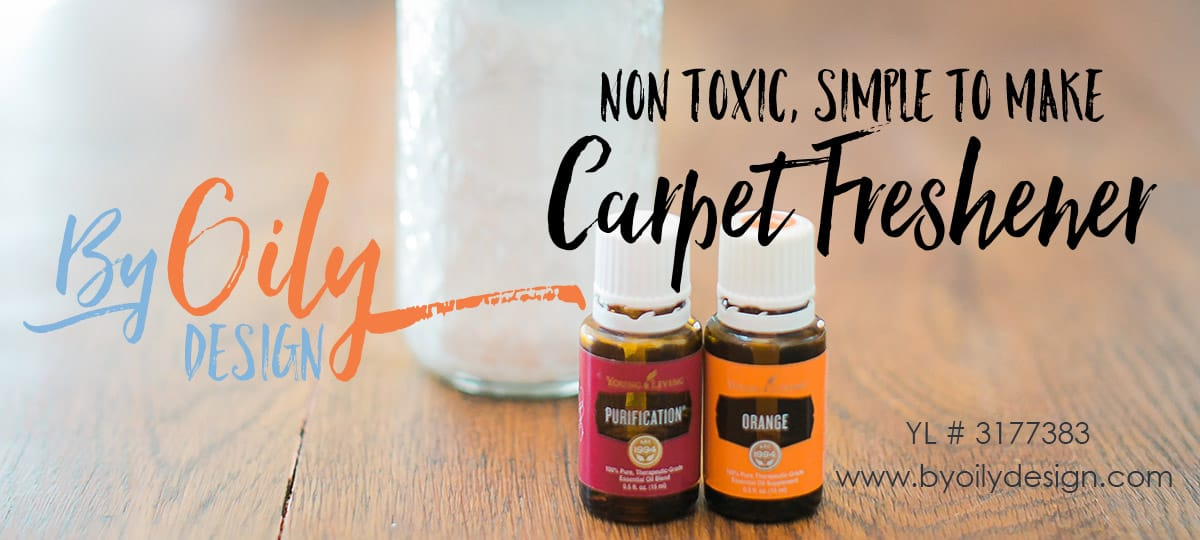 Make Your House Smell Amazing With This Diy Carpet