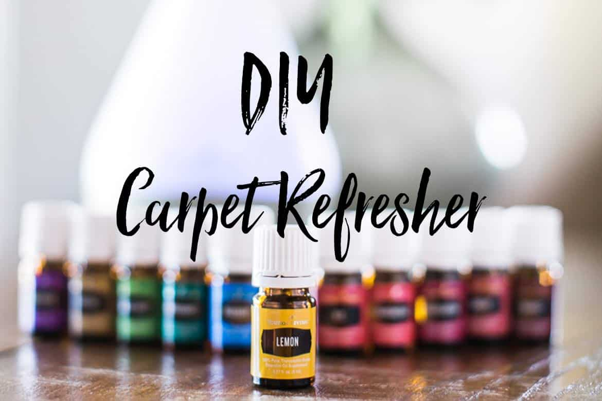 make your house smell amazing with this diy carpet freshener
