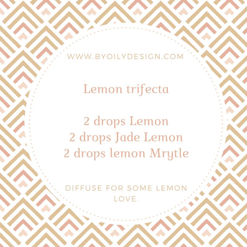 Lemon Essential Oil Benefits, 13 Lemon inspired Essential Oil diffuser recipes to freshen your home. byoilydesign.com Young Living # 3177383