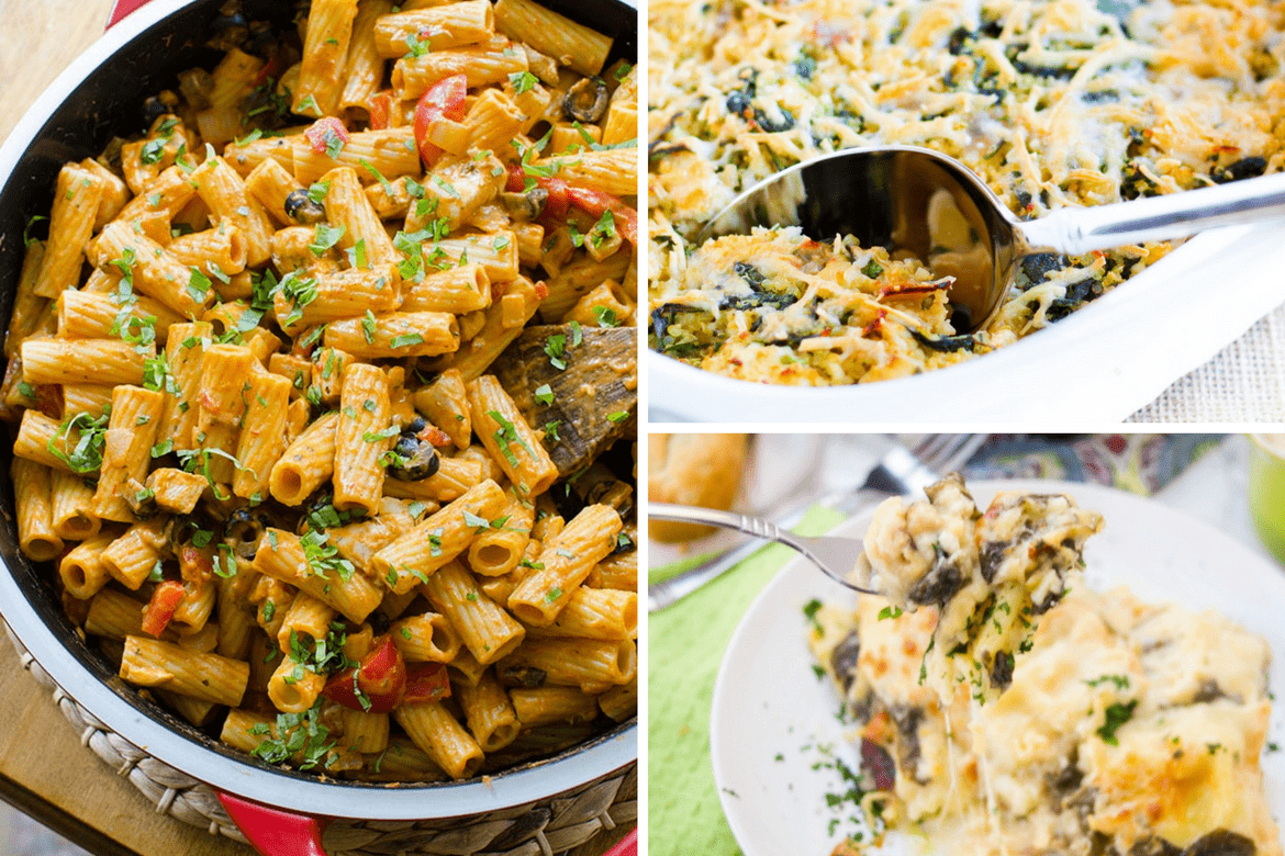 Easy Chicken and Noodles Casserole Recipe