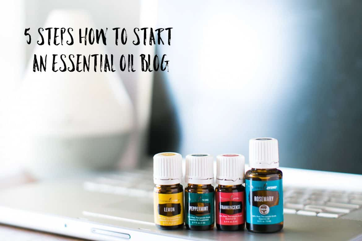 How to Start an Essential Oil Business