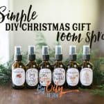 6 Simple DIY Christmas gift room sprays that will be a huge hit