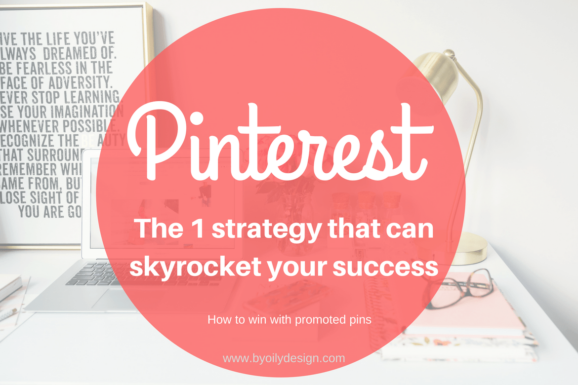 The 1 Pinterest strategy that can skyrocket your success
