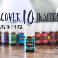 10 Easy recipes to make sure your diffusing peppermint oil