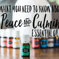 What you need to know about peace and calming essential oil