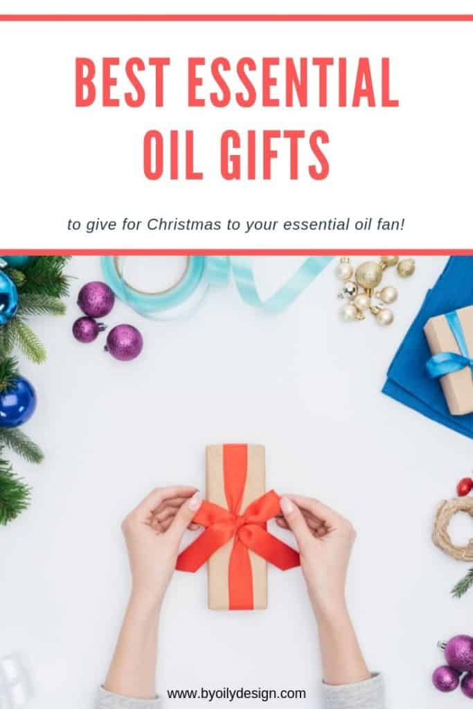Essential oil gift image